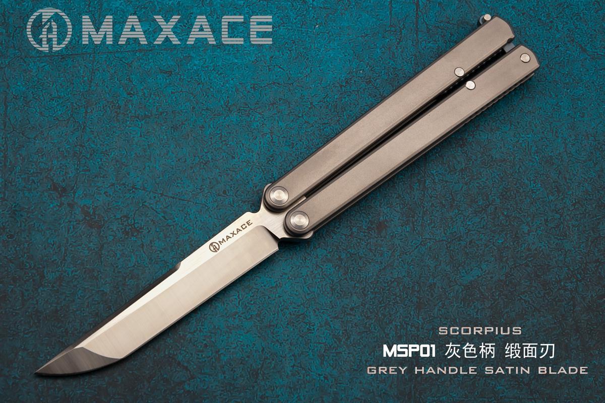 Maxace 天蝎座 780 预计3月份到货